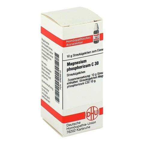 MAGNESIUM PHOSPHORICUM C 30 Globuli 10 Gramm N1
