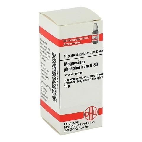 MAGNESIUM PHOSPHORICUM D 30 Globuli 10 Gramm N1