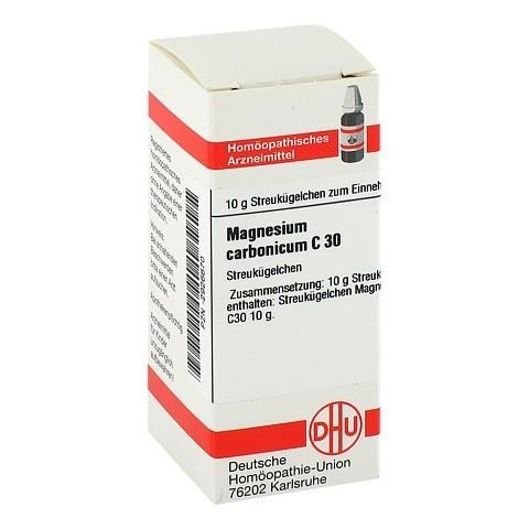 MAGNESIUM CARBONICUM C 30 Globuli 10 Gramm N1