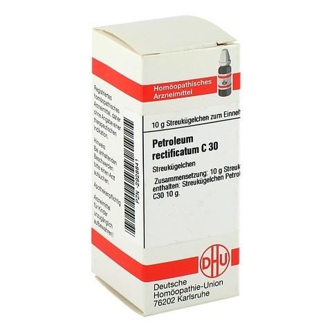 PETROLEUM RECTIFICATUM C 30 Globuli 10 Gramm N1