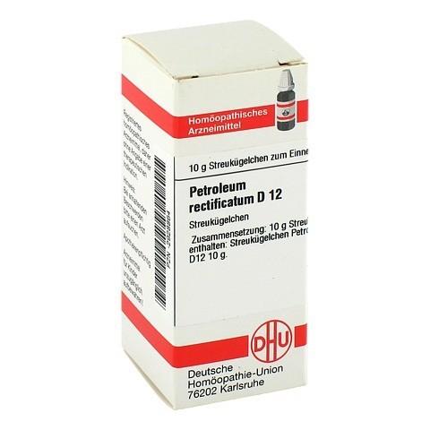 PETROLEUM RECTIFICATUM D 12 Globuli 10 Gramm N1