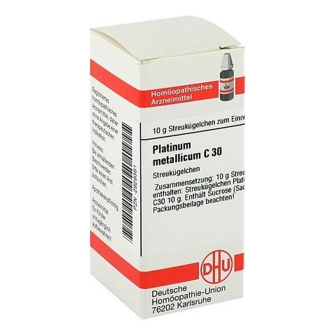 PLATINUM METALLICUM C 30 Globuli 10 Gramm N1