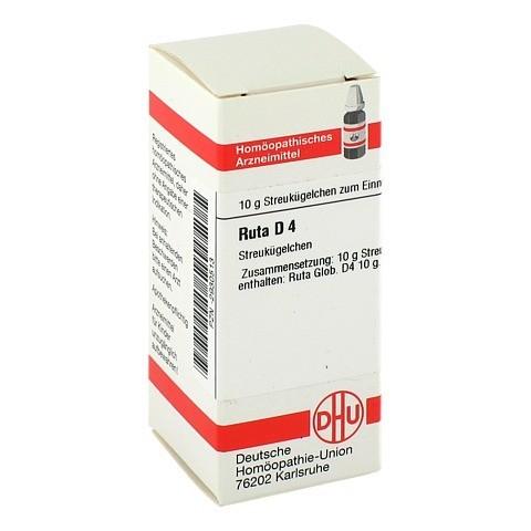 RUTA D 4 Globuli 10 Gramm N1