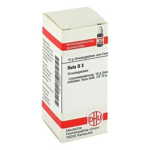 RUTA D 3 Globuli 10 Gramm N1