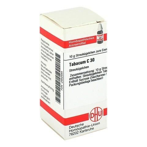 TABACUM C 30 Globuli 10 Gramm N1