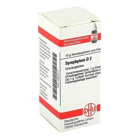 SYMPHYTUM D 2 Globuli 10 Gramm N1