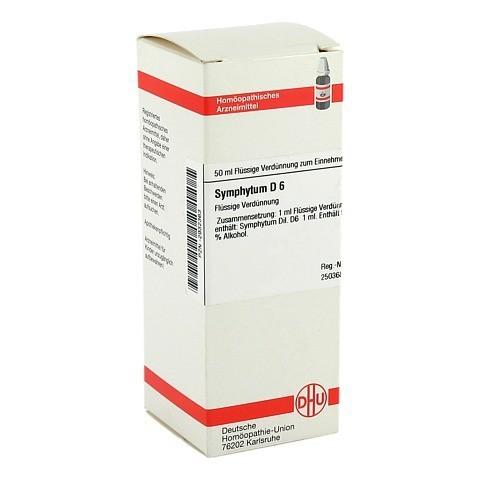 SYMPHYTUM D 6 Dilution 50 Milliliter N1