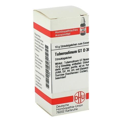 TUBERCULINUM GT D 30 Globuli 10 Gramm N1