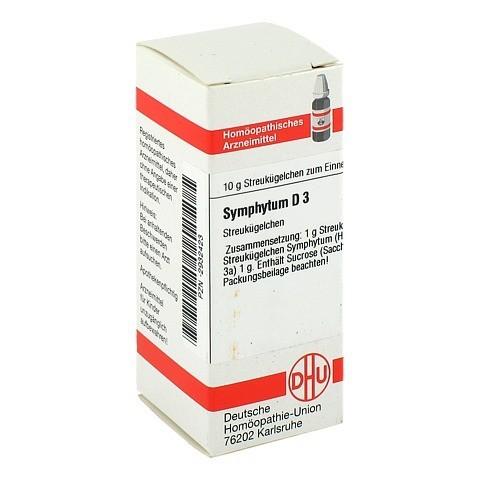 SYMPHYTUM D 3 Globuli 10 Gramm N1