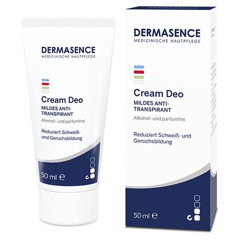 DERMASENCE Cream Deo 50 Milliliter
