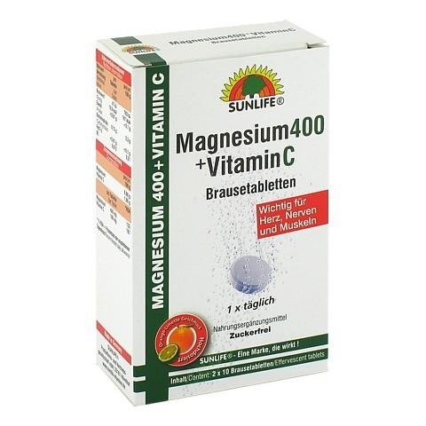 PRIMA VITAL Magnesium Brausetabletten 20 Stück