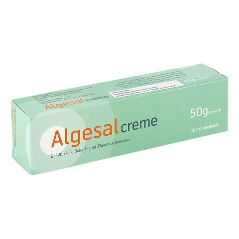 ALGESAL Creme 50 Gramm N1