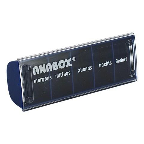 ANABOX Tagesbox blau 1 Stück