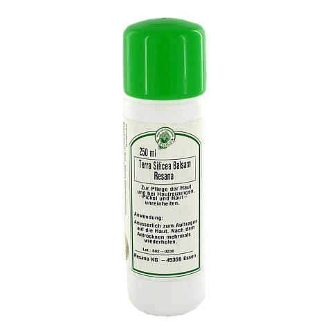 TERRA SILICEA Balsam 250 Milliliter