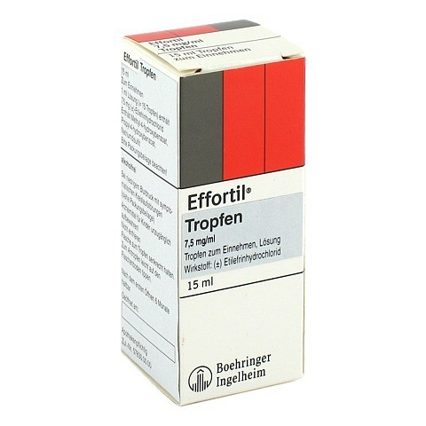 Effortil 15 Milliliter