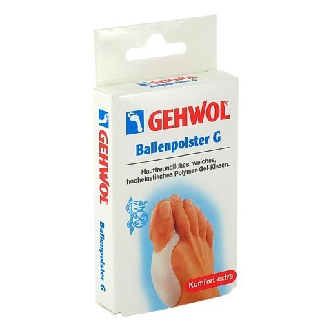 GEHWOL Polymer Gel Ballenschale G 1 Stück