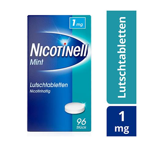 Nicotinell 1mg Mint 96 Stück