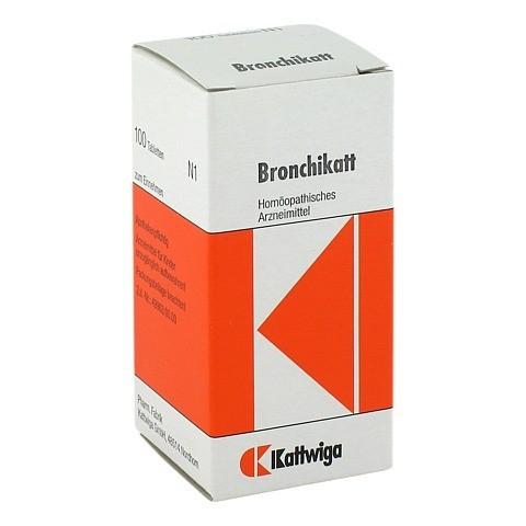 BRONCHIKATT Tabletten 100 Stück
