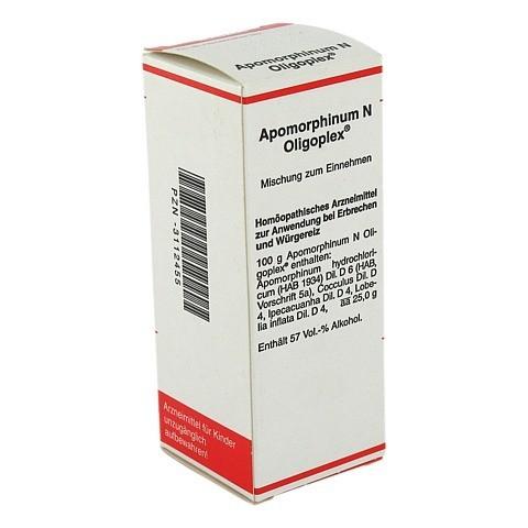 APOMORPHINUM N Oligoplex Tropfen 50 Milliliter N1