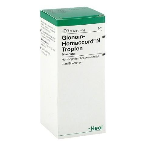 GLONOIN Homaccord N Tropfen 100 Milliliter N2