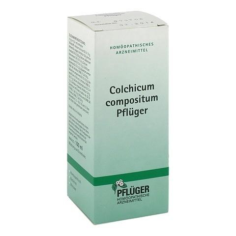 COLCHICUM COMPOSITUM Pflüger Tropfen 100 Milliliter N2