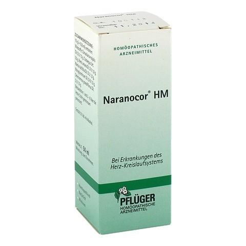 NARANOCOR HM Tropfen 50 Milliliter N1