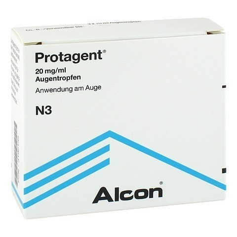 Protagent 3x10 Milliliter N3