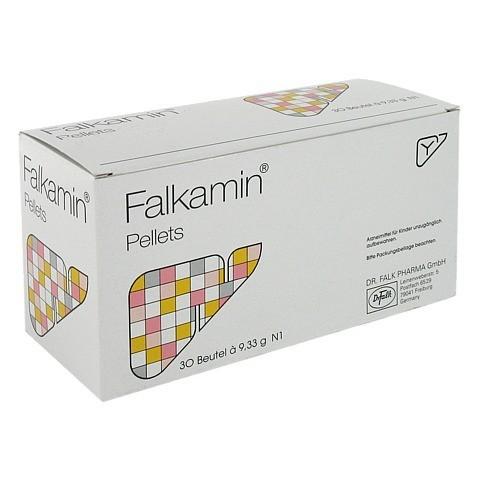 Falkamin 30 Stück N2