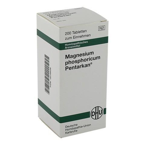MAGNESIUM PHOSPHORICUM PENTARKAN Tabletten 200 Stück N2