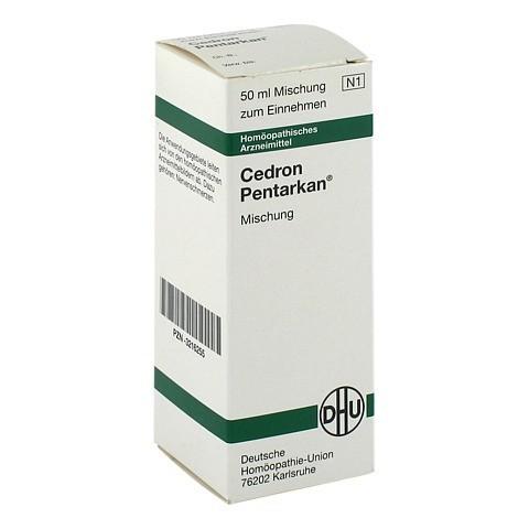 CEDRON PENTARKAN Liquidum 50 Milliliter N1