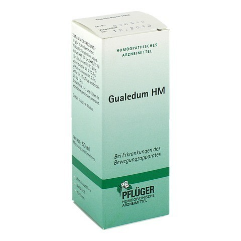 GUALEDUM HM Tropfen 50 Milliliter N1