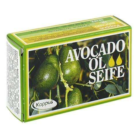 KAPPUS Avocado Öl Seife Warenprobe 50 Gramm