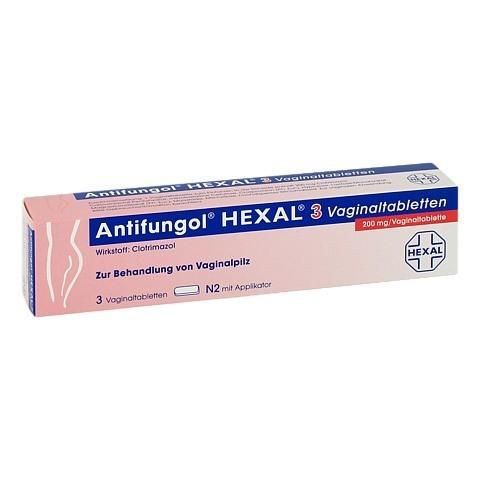 Antifungol HEXAL 3 3 Stück N2