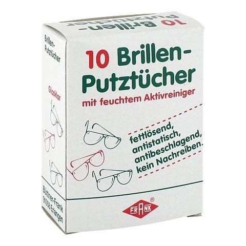 BRILLENPUTZTÜCHER 10 Stück