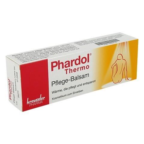 erfahrungen zu phardol thermo pflege balsam 110 milliliter medpex versandapotheke. Black Bedroom Furniture Sets. Home Design Ideas
