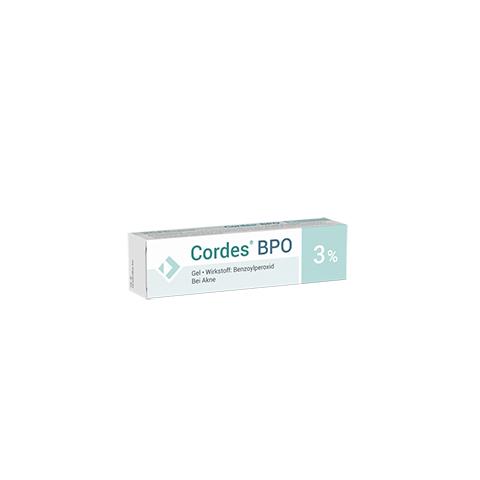 CORDES BPO 3% 30 Gramm N1