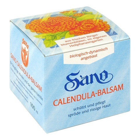 SANO CALENDULA Balsam 100 Milliliter