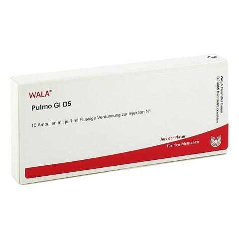 PULMO GL D 5 Ampullen 10x1 Milliliter N1