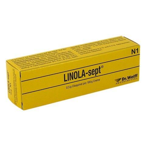 LINOLA SEPT Creme 15 Gramm
