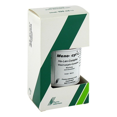 MENO CYL L Ho-Len-Complex Tropfen 100 Milliliter N2