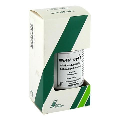 MULTI CYL L Ho-Len-Complex Tropfen 100 Milliliter N2