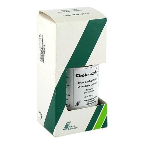 CHOLE CYL L Ho-Len-Complex Tropfen 100 Milliliter N2