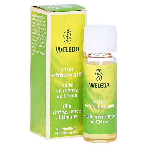 WELEDA Citrus Erfrischungsöl 10 Milliliter