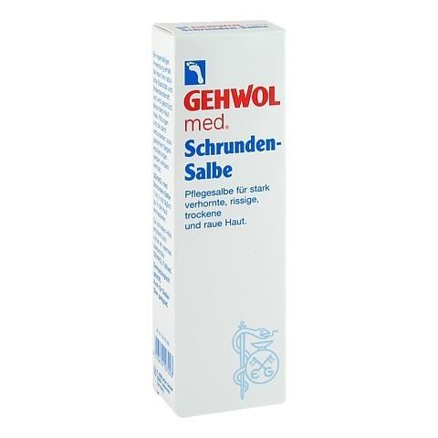 GEHWOL MED Schrunden-Salbe 75 Milliliter