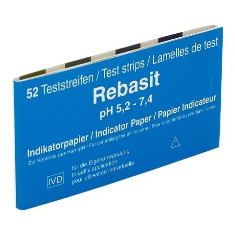 REBASIT Indikatorpapier 1 Packung