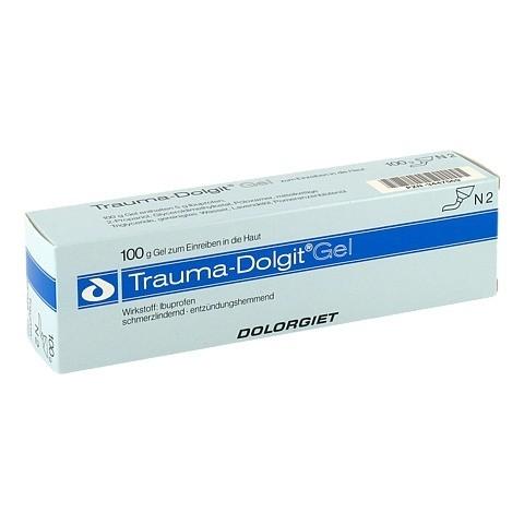 TRAUMA DOLGIT Gel 100 Gramm N2