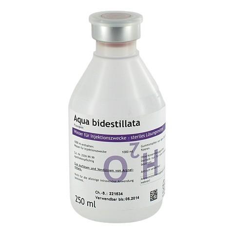 AQUA BIDEST Plastik 250 Milliliter N1