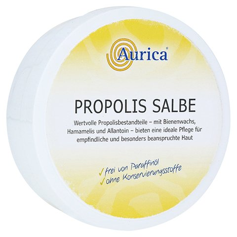 PROPOLIS SALBE 100 Milliliter