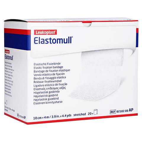ELASTOMULL 10 cmx4 m 2102 elast.Fixierb. 20 Stück