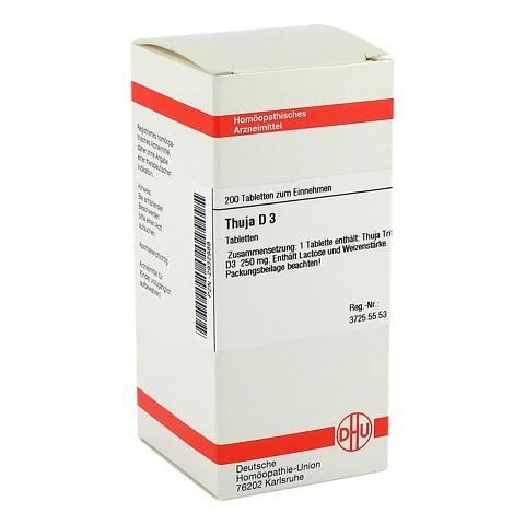 SYMPHYTUM D 3 Tabletten 200 Stück N2
